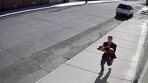 Screams from baby boy's siblings foil attempted abduction