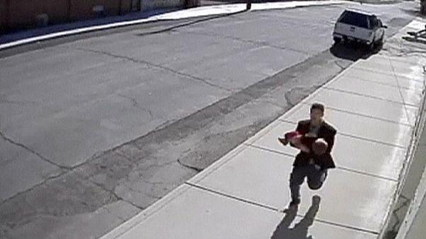 Etats-Unis : un bébé échappe à un kidnappeur