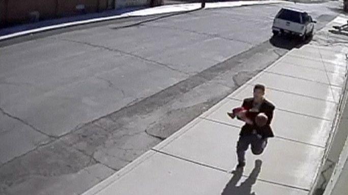 Testvérei mentették meg az elrabolt kisfiút