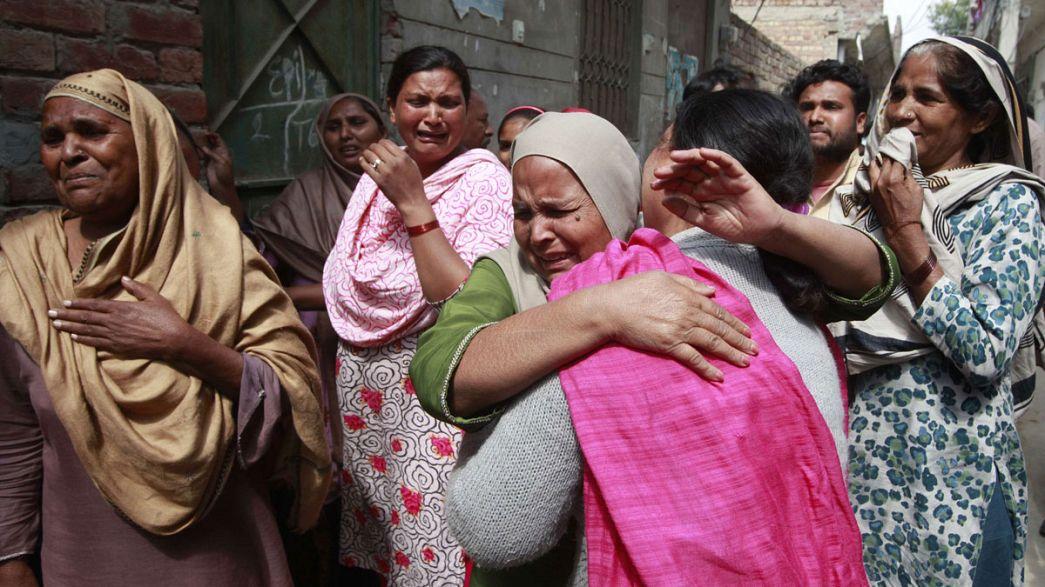 Pakistan: Attentate auf Kirchen