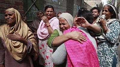 Atentado contra dos iglesias en Pakistán: al menos diez muertos y 55 heridos