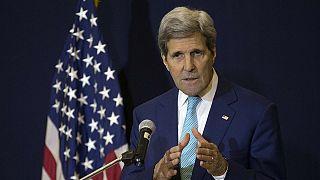 كيري: واشنطن ستضطر للتحدث مع الأسد لانهاء الحرب في سوريا