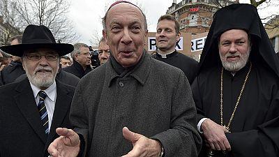 Marcha en Bruselas por la tolerancia y la convivencia pacífica entre religiones