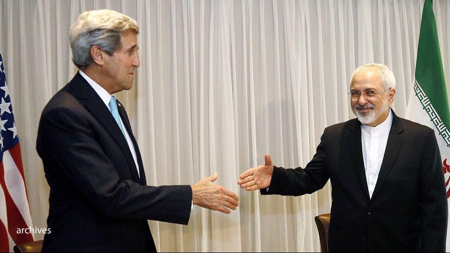 Kerry e Zarif debatem hoje nuclear iraniano