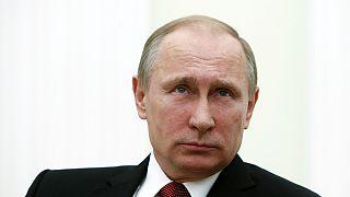 Путина пока не видно, но он всё рассказал про Крым