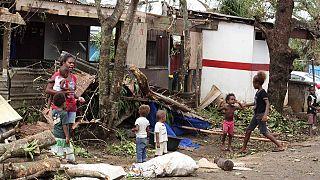 Βανουάτου: «Λύγισε» ο πρόεδρος μπροστά στην βιβλική καταστροφή