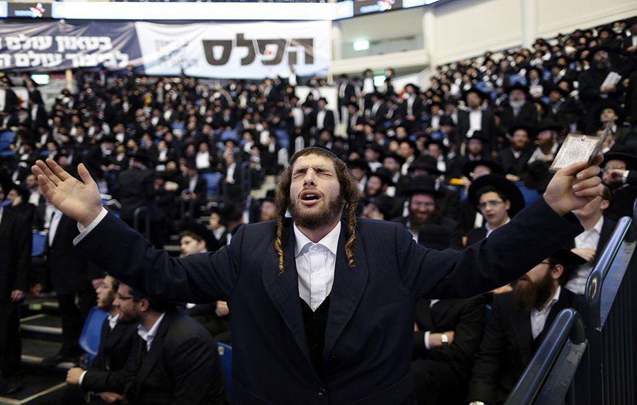 Une prière pour Israël