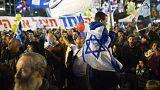 Kampányzárás Izraelben