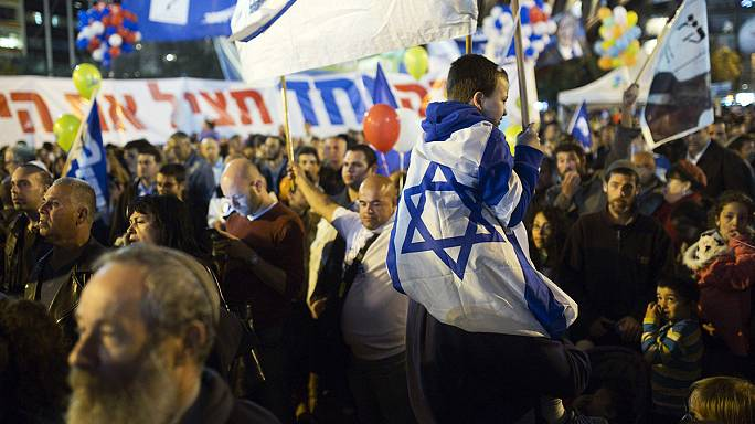 Netanyahu warns of 'real danger of left-wing government' in Israel