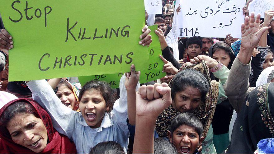 Pakistan in lutto per gli attentati contro la minoranza cristiana