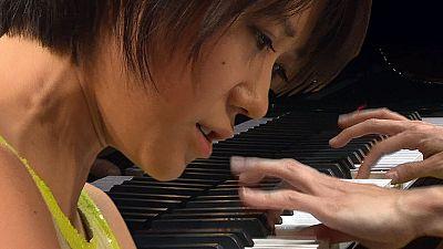 Yuja Wang - die junge Wilde am Klavier