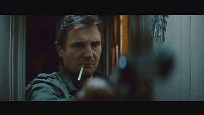 Liam Neeson returns in mean mobster B-movie 'Run All Night'