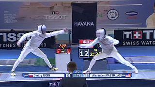 Dmitry Rigin conquista Grande Prémio de Havana