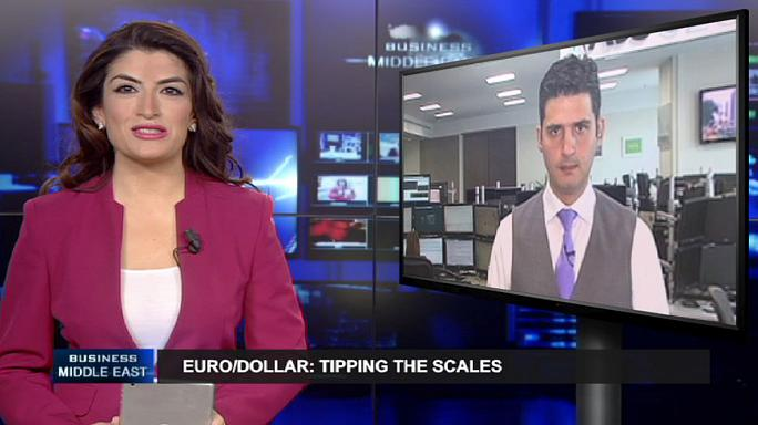 Egypt's investment charm offensive and the euro's mixed fortunes