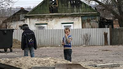 Ukraine's war 'has harmed 1.7 million children'