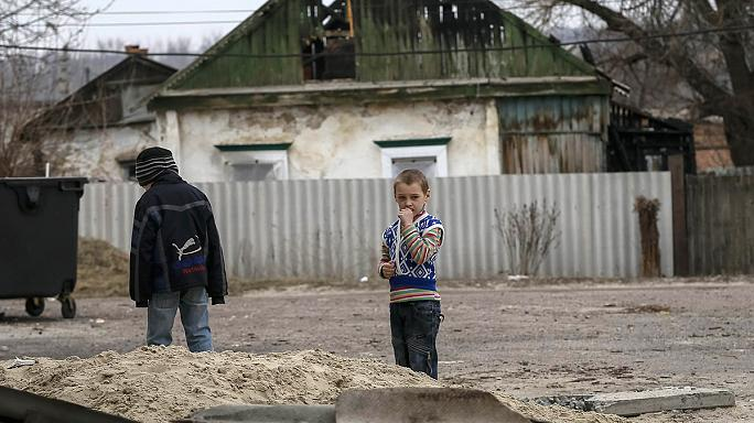 أوكرانيا:الأطفال ضحايا للحرب أيضا
