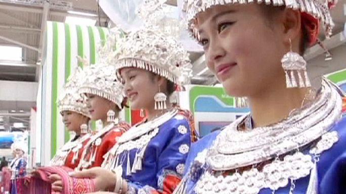 Çinli şirketler CeBIT'e damga vurdu