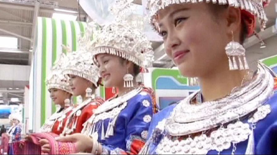 China protagoniza como país invitado la mayor feria informática del mundo