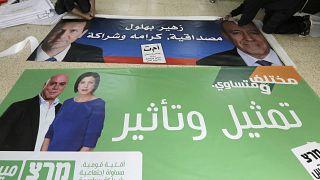 القائمة العربية في الانتخابات الاسرائيلة: قوة ثالثة
