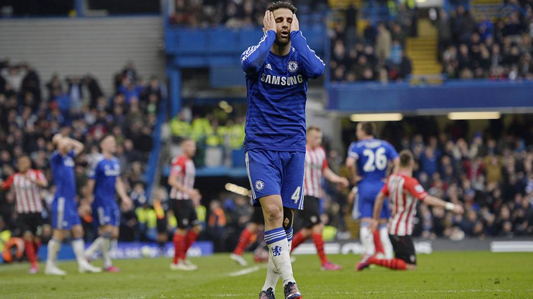 Chelsea and Manchester City both stutter