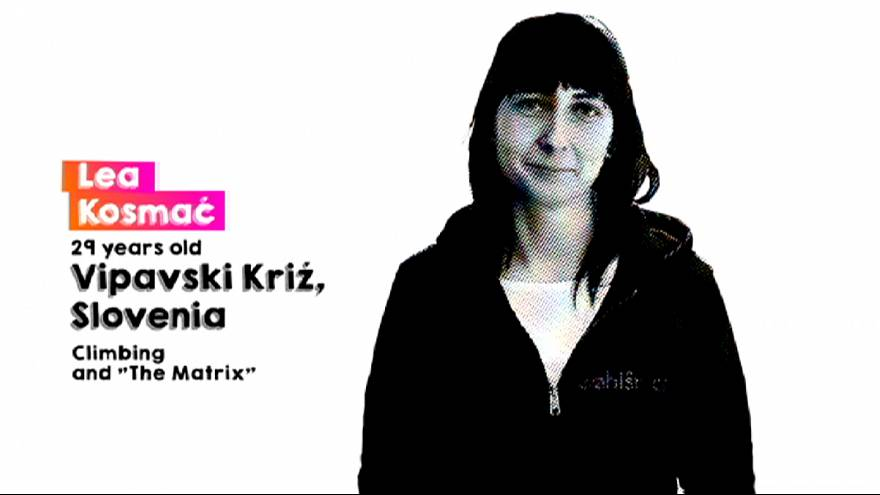 The Youth Solutions: one minute with Lea Kosmač