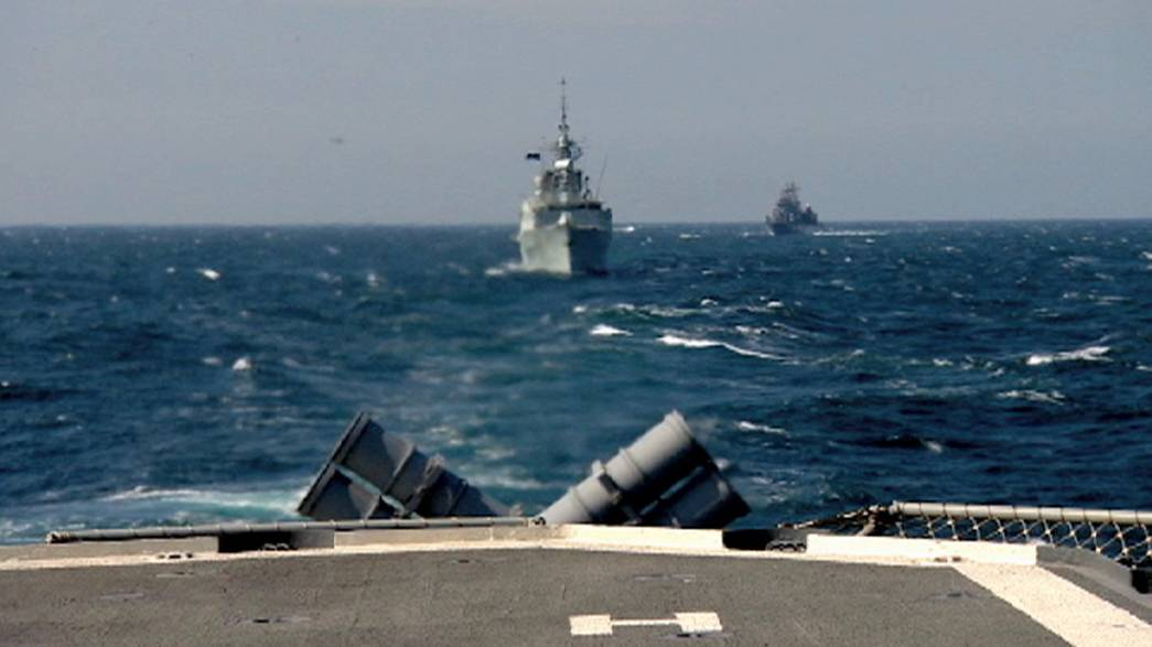 OTAN : manoeuvres sous haute tension en Mer Noire