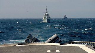 NATO realiza exercícios militares no Mar Negro