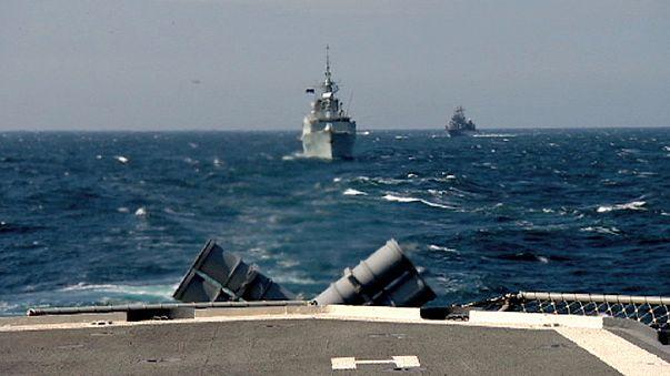 Esercitazioni Nato al largo della Crimea