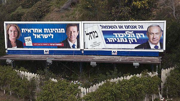 Izrael választ: fej-fej mellett a kormánypárt és az ellenzék