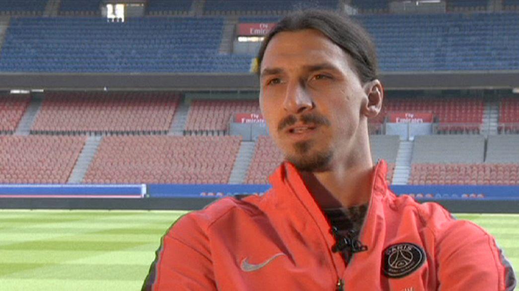 """Ibrahimovic faz """"mea culpa"""" por declarações polémicas"""