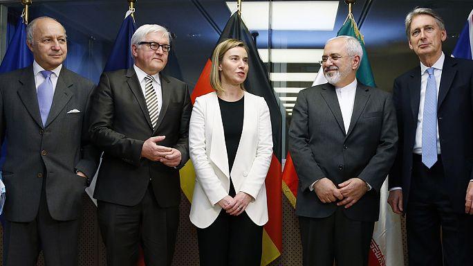 İran'la nükleer anlaşma için yoğun mesai