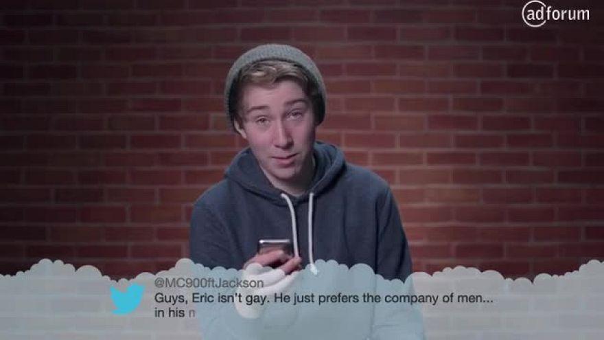 Kids Read Mean Tweets (Canadian Safe School Network)