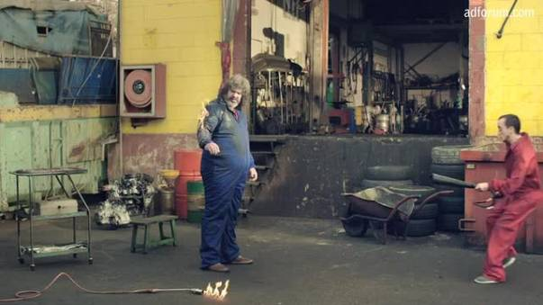 Mechanic (Fondation Nicolas Hulot )