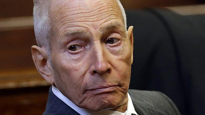 США: миллиардеру Дерсту предъявлено обвинение в убийстве