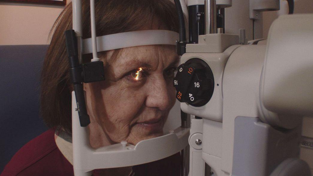 Como imitar os mecanismos do olho humano?