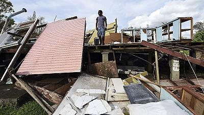 Cyclone Pam: Clean-up begins on storm-ravaged Vanuatu