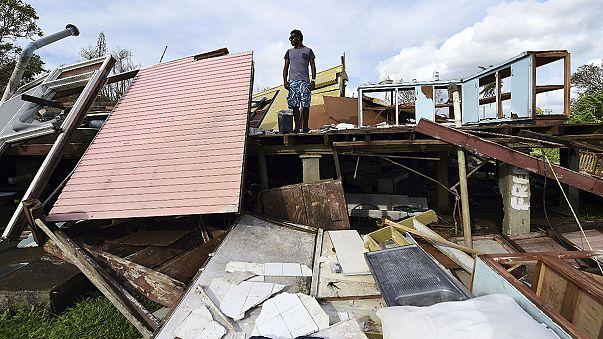Cyclone Pam: Clean-up begins on storm-ravaged Vanuatu
