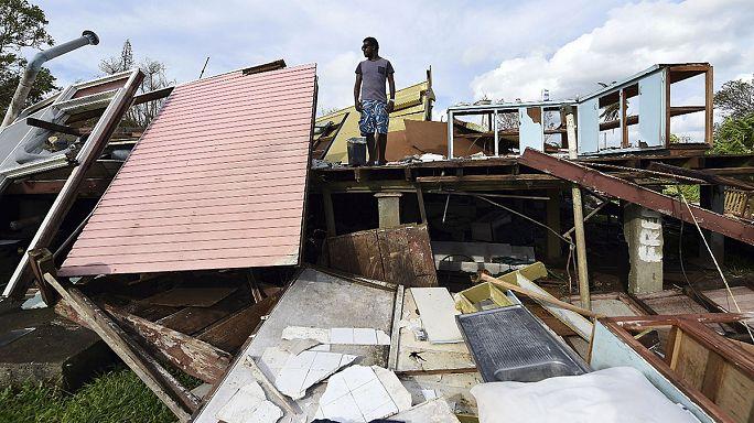 Вануату борется с последствиями разрушительного циклона