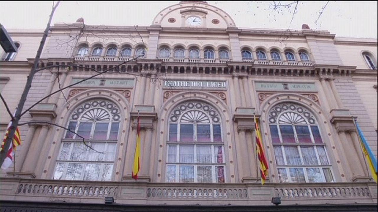 Гран Театро дель Лисео - как Феникс из пепла!