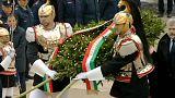 Itália celebra aniversário da unificação