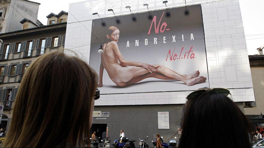 La France bientôt prête à légiférer sur la maigreur des mannequins?