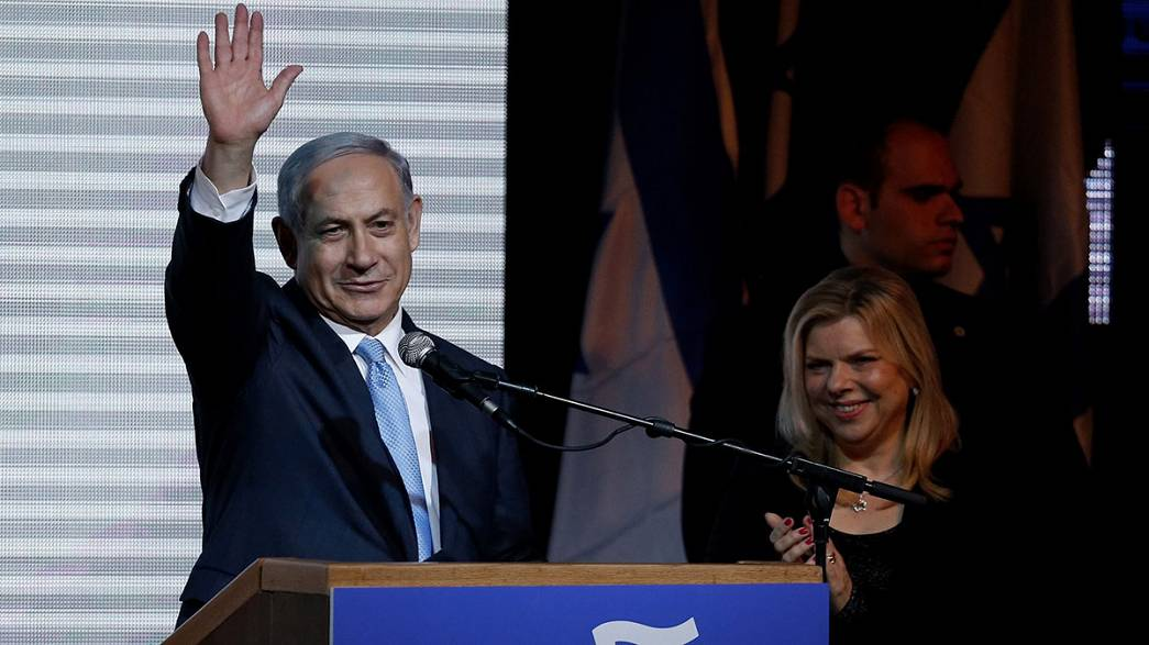 Israel election 2015: how the night unfolded