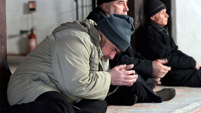Crimea's Tatars yearn for homeland one year after Russian annexation
