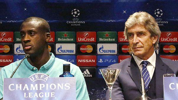 Liga dos Campeões: Barcelona e Manchester City medem forças esta quarta-feira