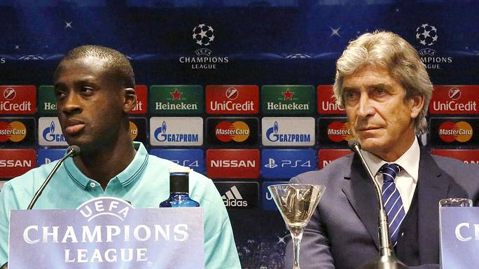 Champions League: Manchester City have mountain to climb