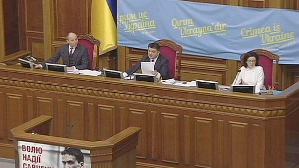 Ucrania concede a los prorrusos una autonomía condicionada de tres años