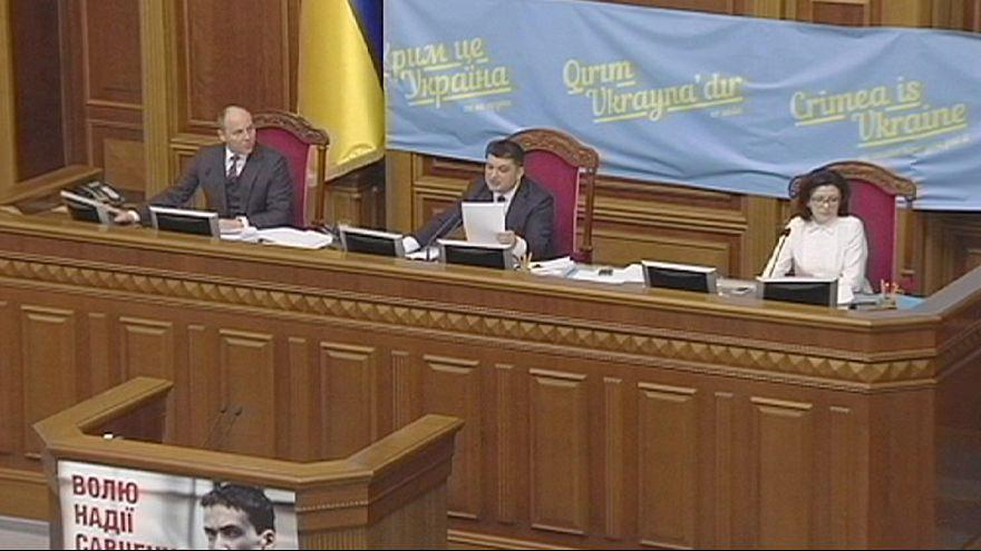Ukraine : plus d'autonomie pour les régions de l'est du pays