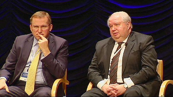 Los embajadores ruso y ucraniano en Estados Unidos mantienen un duro enfrentamiento verbal en la OSCE