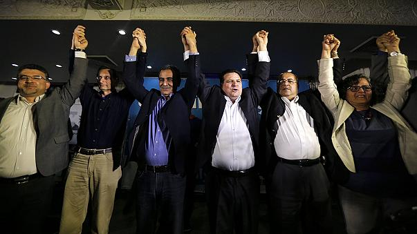 Történelmet írtak az arab pártok az izraeli választásokon