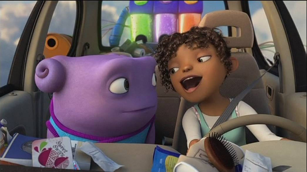 """""""Home"""" is where the heart is for new Dreamworks comedy"""